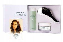 Fanola No more, zestaw wegański do włosów zniszczonych, szampon 250ml + maska 200ml