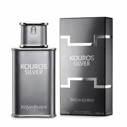 Yves Saint Laurent Kouros Silver, woda toaletowa, 50ml (M)