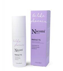 Nacomi Next Level, przeciwzmarszczkowe serum z retinolem 1 %, 30ml