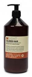 InSight Colored Hair, odżywka do włosów farbowanych, 900ml