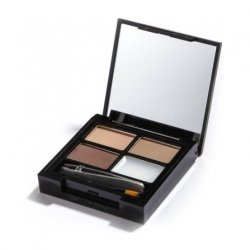 Makeup Revolution, paleta do brwi, Light Medium