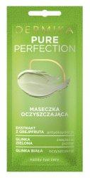 Dermika Pure Perfection, oszczyszczająca maseczka piękności, 10ml