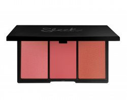 Sleek Makeup Blush By3, paleta róży do policzków Pink Lemonade, 20g