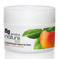 AA Sensitive Nature Spa, Mango, uj�drniaj�ce mas�o do cia�a, 200ml
