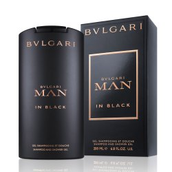 Bvlgari Man In Black, żel pod prysznic, 200ml (M)