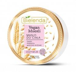 Bielenda Vegan Muesli, odżywcze masło do ciała, 250ml