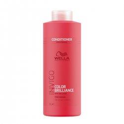 Wella Invigo Brilliance, odżywka do włosów normalnych i cienkich, 1000ml