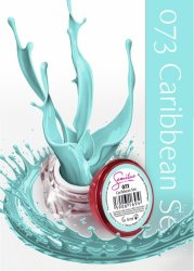 Semilac UV Gel Color 073 Caribbean See, 5ml