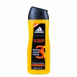 Adidas Extreme Power, żel pod prysznic, 250ml (M)