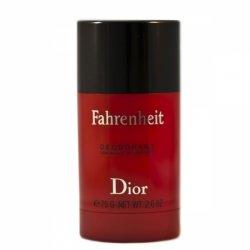Christian Dior Fahrenheit, dezodorant w sztyfcie, 75ml (M)