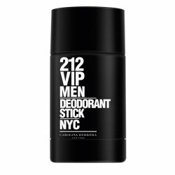 Carolina Herrera 212 VIP Men, deostick, 75ml (M)