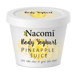 Nacomi, jogurt do ciała - ananas, 180ml