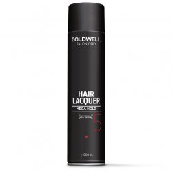 Goldwell Salon Only, lakier do włosów, bardzo mocny, 600ml