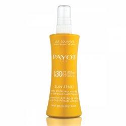 Payot Sun Sensi, przeciwstarzeniowa mgiełka ochronna do ciała z filtrami SPF30, 125ml
