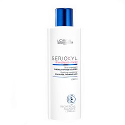 Loreal Serioxyl, krok 2 odżywka wzmacniająca, do włosów farbowanych, 250ml