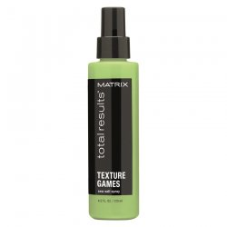 Matrix Total Results Texture Games, spray do fal z solą morską, 125ml