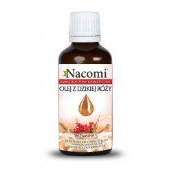 Nacomi, olej z dzikiej róży, 50ml