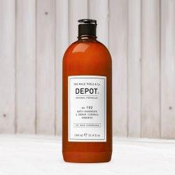 Depot No. 102, szampon przeciwłupieżowy i regulujący sebum, 1000ml
