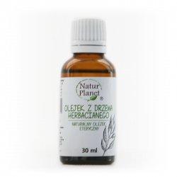 NaturPlanet, olejek z drzewa herbacianego 100%, 30ml
