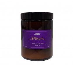 Anwen, świeca sojowa, akacja, 180ml