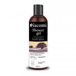 Nacomi, żel pod prysznic z olejem arganowym, 250ml