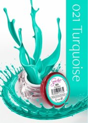 Semilac UV Gel Color 021 Turquoise, 5ml