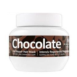Kallos Chocolate, maska do włosów regenerująca, 275ml
