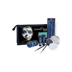 Kryolan Sugar Skull Halloween Kit, zestaw do charakteryzacji