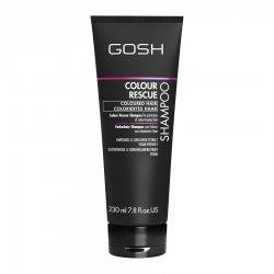 GOSH Colour Rescue, szampon do włosów farbowanych, 230ml