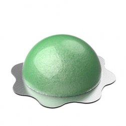 Nacomi, musująca półkula do kąpieli - Zielona herbata, 51g