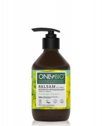 OnlyBio, balsam do ciała odżywczo-wygładzający, 250ml