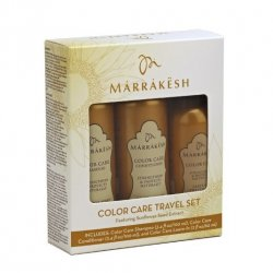 Marrakesh Color Care Travel Set, zestaw kosmetyków do włosów farbowanych