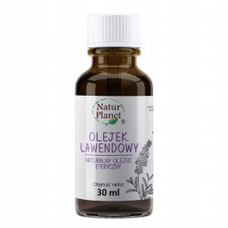 NaturPlanet, olej lawendowy, 30ml