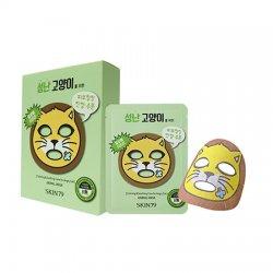 SKIN79, Animal Mask, maska w kształcie zwierząt, kot, 23g