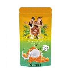 Nacomi Fit Lovers, peeling kawowy Kokos i Karmel, 300g