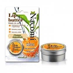 Nacomi, balsam do ust - pomarańcza, 15ml