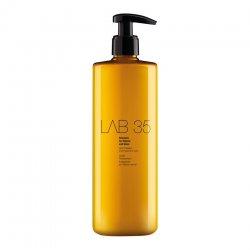 Kallos LAB 35, szampon nabłyszczający zwiększający objętość, 500ml