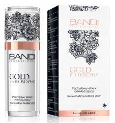 Bandi Gold Philosophy, peptydowy eliksir odmładzający, 30ml