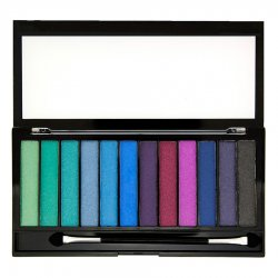 Makeup Revolution, paleta cieni do powiek, Mermaids vs Unicorns