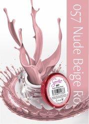 Semilac UV Gel Color 057 Nude Beige Rose, 5ml