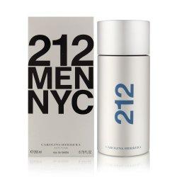 Carolina Herrera 212 Men NYC, woda toaletowa, 100ml (M)