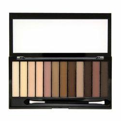 Makeup Revolution, paleta cieni do powiek, Essential Mattes 2