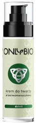 OnlyBio, krem do twarzy na dzień, przeciwzmarszczkowy, 50ml