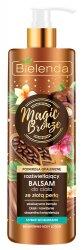 Bielenda Magic Bronze, rozświetlający balsam brązujący, 250ml