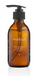 Mokosh, odżywczo-nawilżający żel do mycia twarzy, figa, 200ml