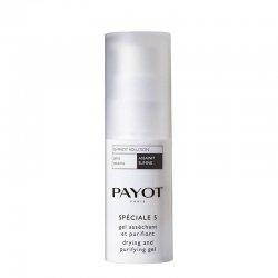 Payot Dr Payot Solution, dwufazowy żel oczyszczająco-wysuszający, 15ml