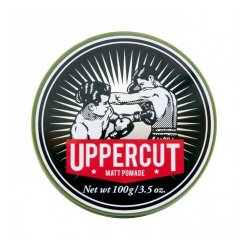 Uppercut Deluxe, Matt Pomade, matowa pasta do włosów, 100g