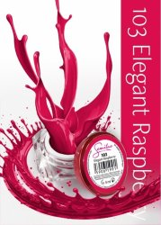 Semilac UV Gel Color 103 Elegant Raspberry, 5ml