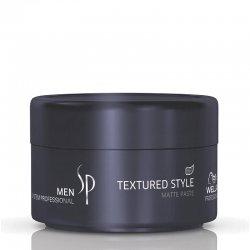 SP Men Textured Style, pasta matująca do stylizacji włosów, 75ml