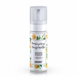 Anwen, szampon w piance Pomarańcza i Bergamotka do normalnej i przetłuszczającej się skóry głowy, 170ml